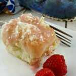 Raspberry Lemon Pull Aparts with #RhodesBread are perfect for Easter #FrozenDough #ad