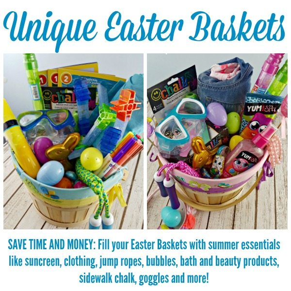 Unique easter baskets gifts juggling act mama save time and money with unique easter baskets gifts ad yumspabeauty brackitz negle Image collections