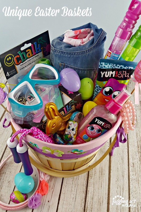 Unique easter baskets gifts juggling act mama unique easter baskets gifts ad oshkoshkids yumspabeauty brackitz edibleeaster negle Images
