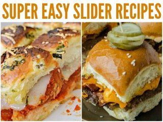 Sensational Slider Recipes to Feed a Hungry Crowd ...