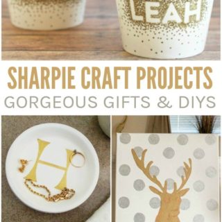 Sharpie Craft Projects Anyone Can Do