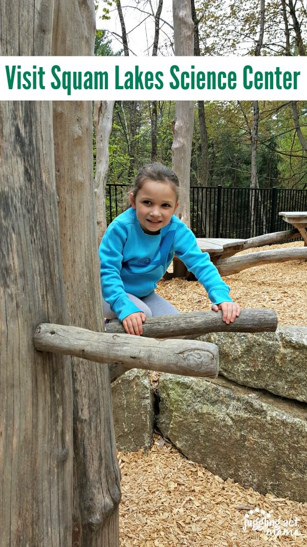 Visit Squam Lakes Science Center #ad