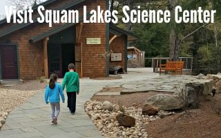Visit Squam Lakes Science Center