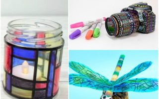 Easy Sharpie Craft Projects Anyone Can Do
