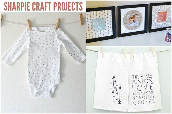 Easy Sharpie Craft Projects