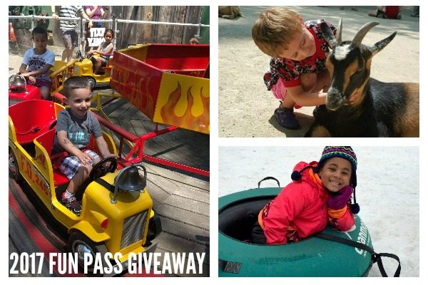 2017 Fun Pass Giveaway #ad