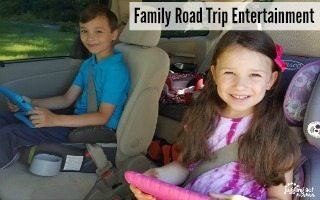 Family Road Trip Entertainment
