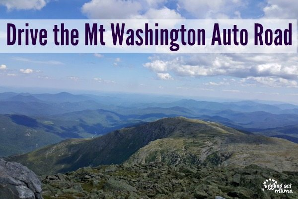 Drive the Mt Washington Auto Road #ad #WMA #NH
