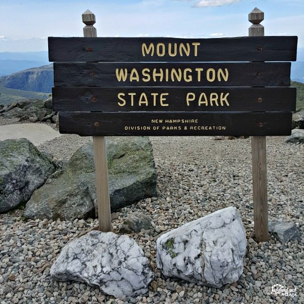 Explore the summit of Mt Washington when you reach the top of theAuto Road