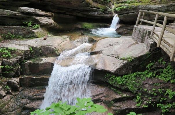 Sabbaday Falls - NH