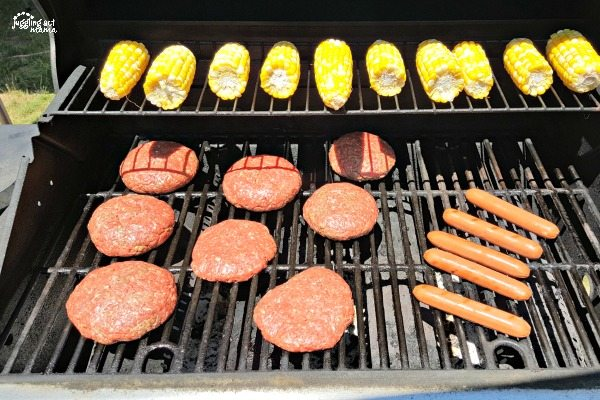 What's better then grilling burgers in the summer