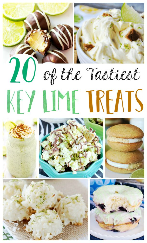 Delicious Keylime Dessert Recipes