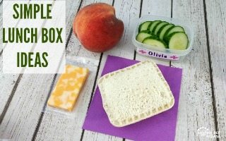 Simple Lunch Box Ideas