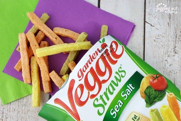 Garden Veggie Straws SchoolEatsBBoxx