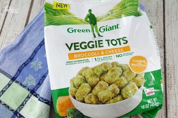Green Giant Veggie Tots #ad #SchoolEatsBBox