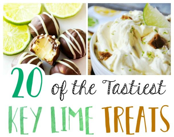 Keylime Dessert Recipes