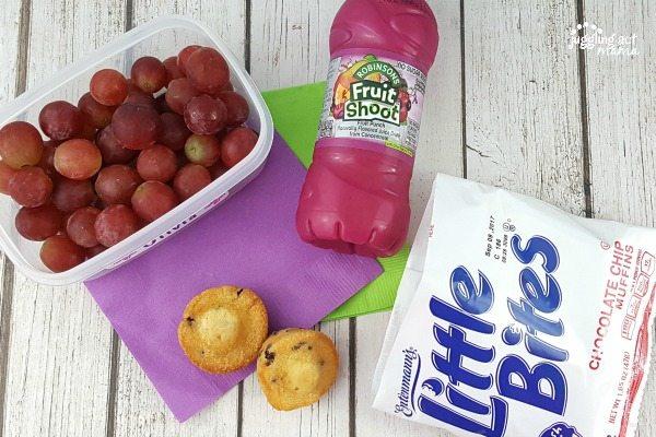 Little Bites Mini Muffins #SchoolEatsBBoxx