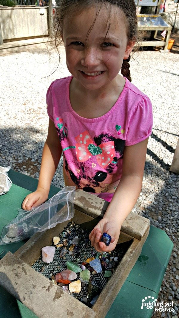 Mining at Clarks Trading Post - Visit Clarks Trading Post in NH #ad