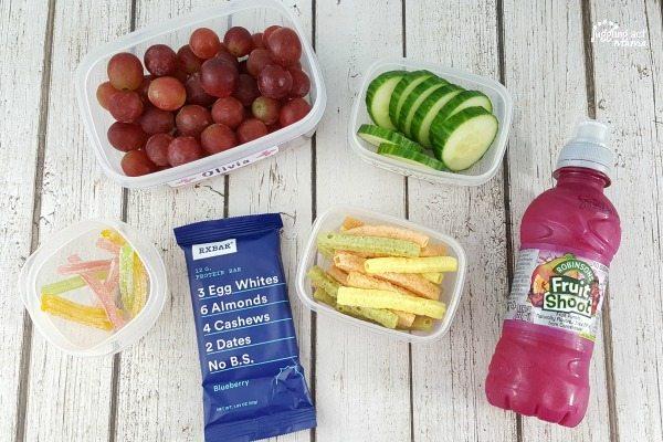 Simple Lunch Box Ideas#ad #SchoolEatsBBox