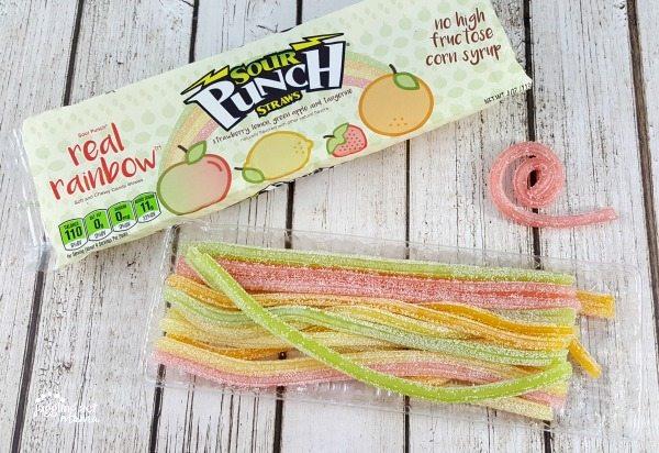 Sour Punch Straws #SchoolEatsBBoxx