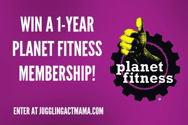 Enter to win a Planet Fitness membership