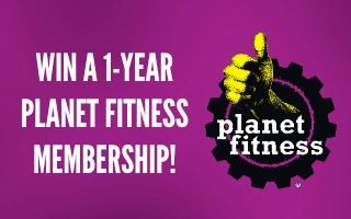 Planet Fitness Membership Giveaway
