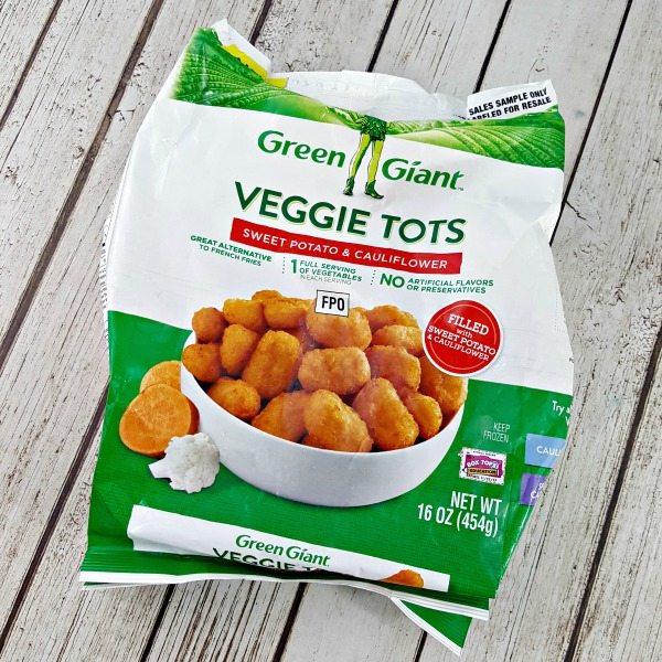 Green Giant Veggie Tots #ad