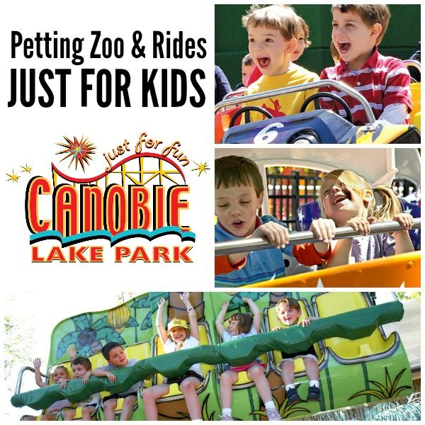 just for kids canobie lake park