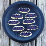 Spooky Bat Sugar Cookies for Halloween