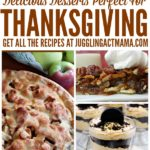 Delicious Thanksgiving Desserts
