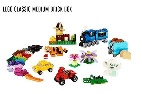 LEGO CLASSIC MEDIUM BRICK BOX