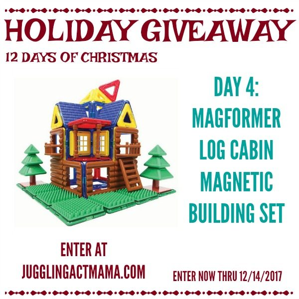 Magformers Holiday Giveaway - Juggling Act Mama