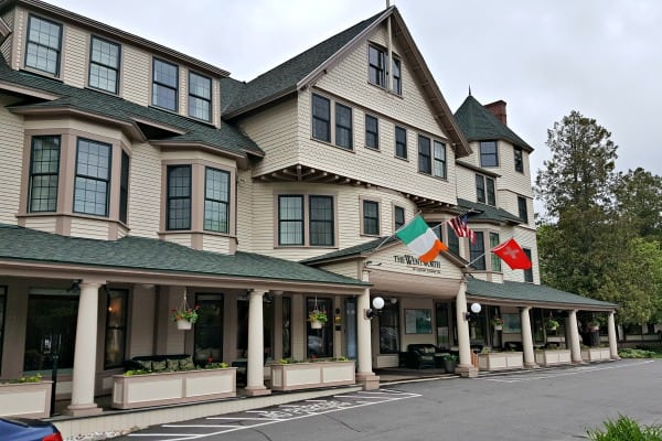 Couples Getaway to The Wentworth Inn, Jackson NH