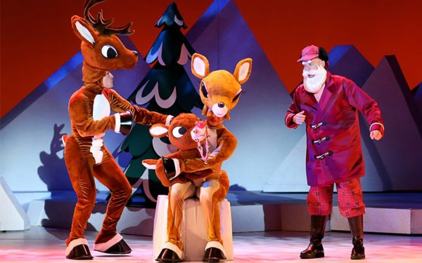 Rudolph the Red-Nose Reindeer Ticket Giveaway