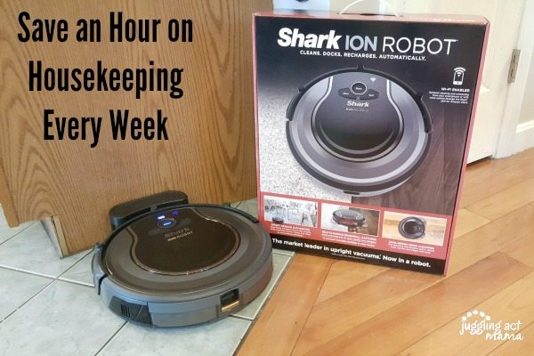 Save an Hour on Housekeeping Every Week #ad