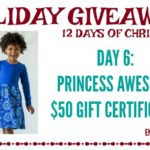 Princess Awesome Holiday Giveaway