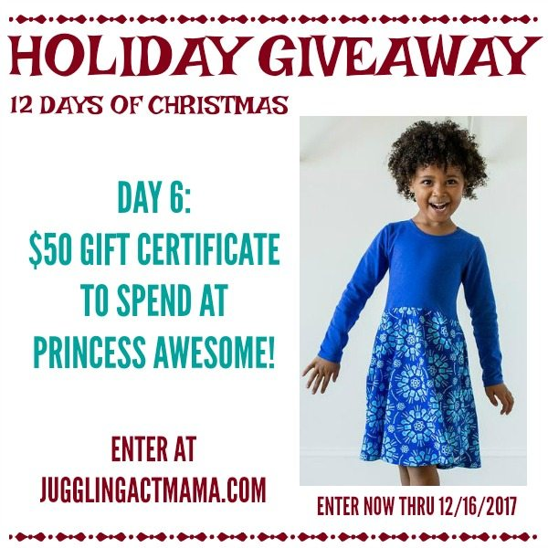 Princess Awesome Giveaway