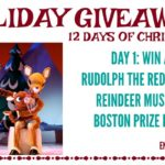 Rudolph the Red-Nose Reindeer Giveaway
