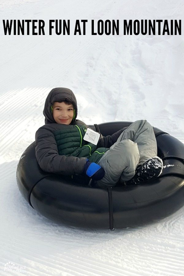 Winter Fun at Loon #ichooseloon #ad