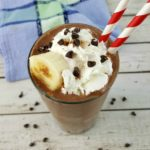 Frozen Chunky Monkey Smoothie #ad #CalorieCountDown #ic