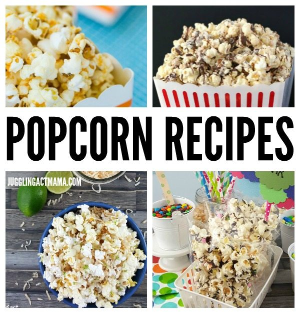 Our Favorite Popcorn Recipes