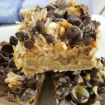 Shortbread Magic Bars