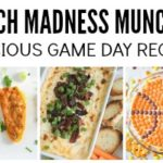 Game Day March Madness Munchies