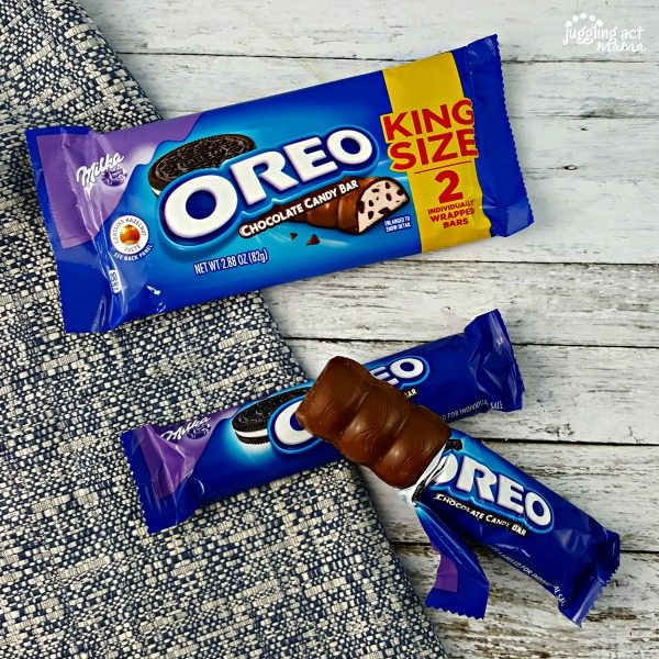Calling All Chocolate Lovers - OREO Chocolate Candy Bar