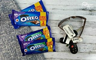 Calling All Chocolate Lovers – OREO Chocolate King Size Candy Bar
