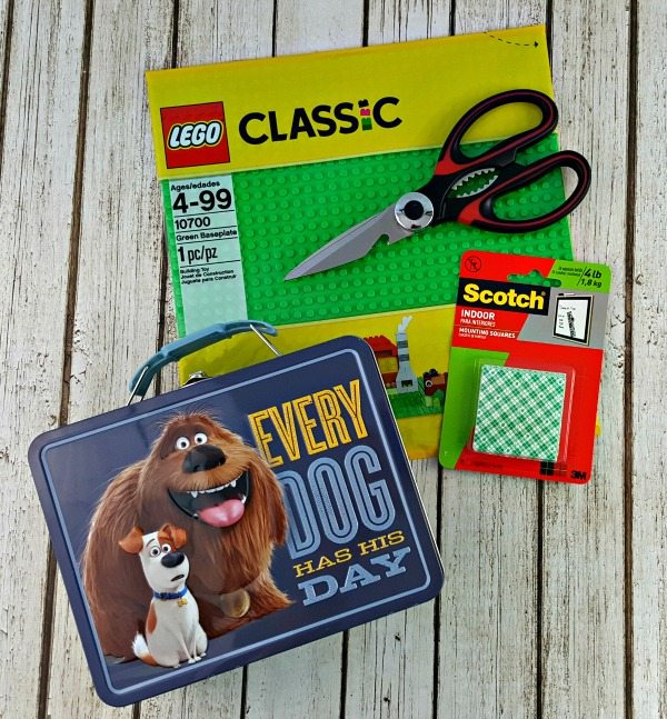 Travel Toys - LEGO lunch box