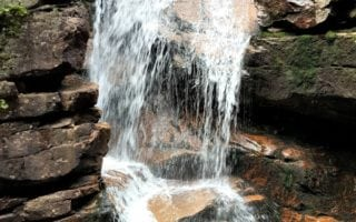 Experience Flume Gorge NH #NHfamilyfun