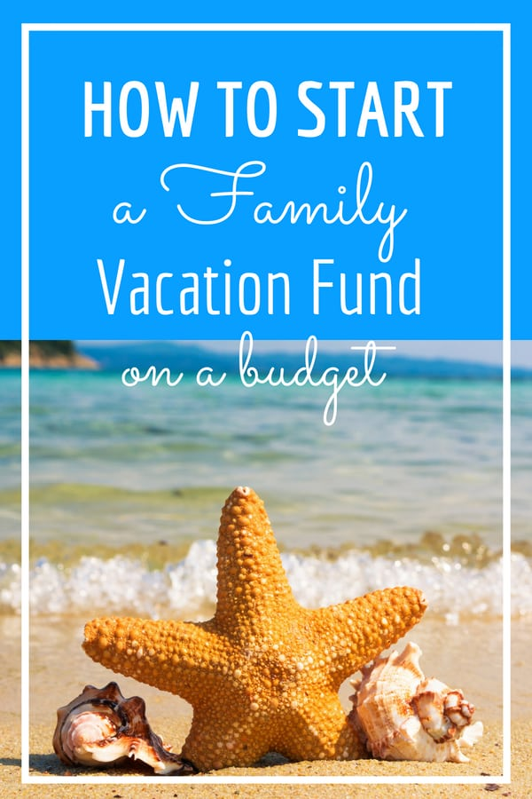 Plan Your Family Vacation Without Going Broke - Juggling ...
