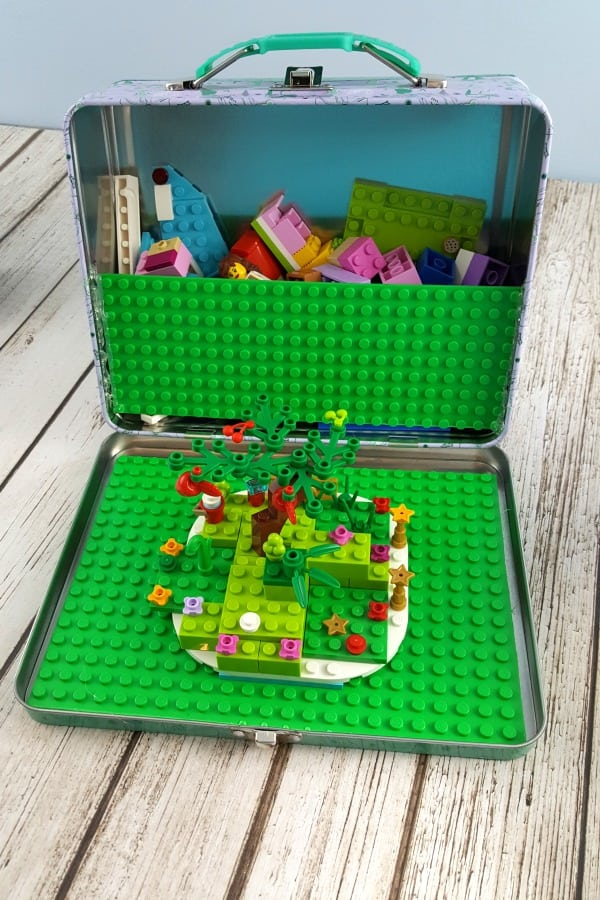 Travel Toys - LEGO lunch box