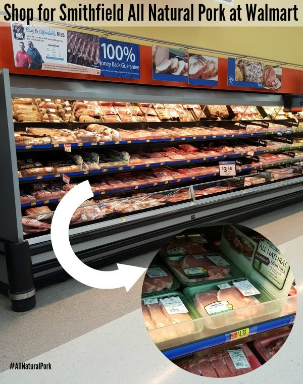 Shop for Smithfield All Natural Pork at Walmart